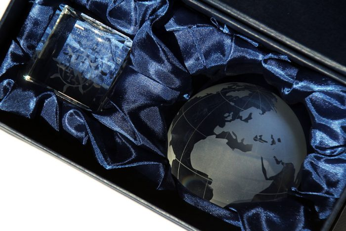 INF-FNI Paperweight